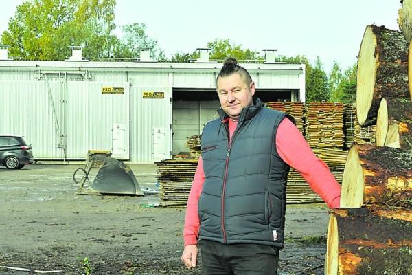 Plėtoti verslus kaime drąsina parama